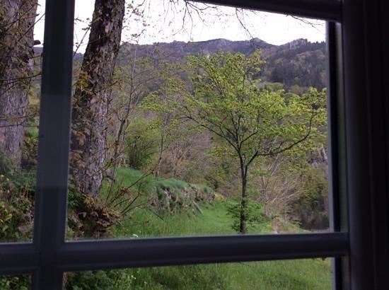 Auberge La Castagno : mooie sfeervolle omgeving