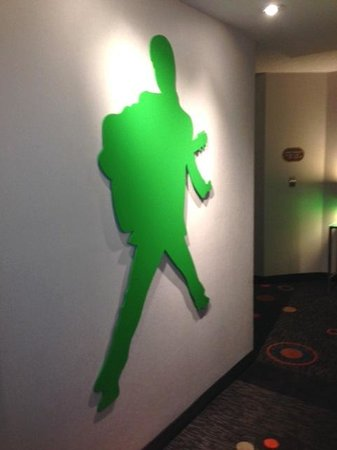 The Curtis Denver - a DoubleTree by Hilton Hotel: Elvis on the 15th Floor