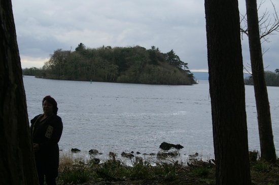 Ashford Castle: A walk in the grounds