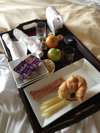 Sterling Inn & Spa : Breakfast