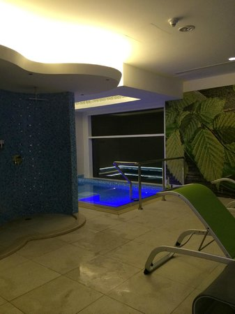 Four Points by Sheraton Kuwait: Hot Tub