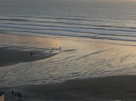 Watergate Bay Hotel : View from our room