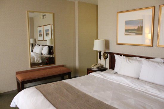 Park Plaza Bloomington: Comfy room