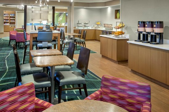 SpringHill Suites Philadelphia Willow Grove : Lobby Breakfast Area