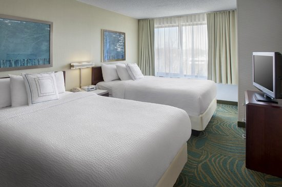 SpringHill Suites Philadelphia Willow Grove : Double Guest Room