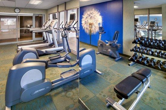 SpringHill Suites Philadelphia Willow Grove : Fitness Center