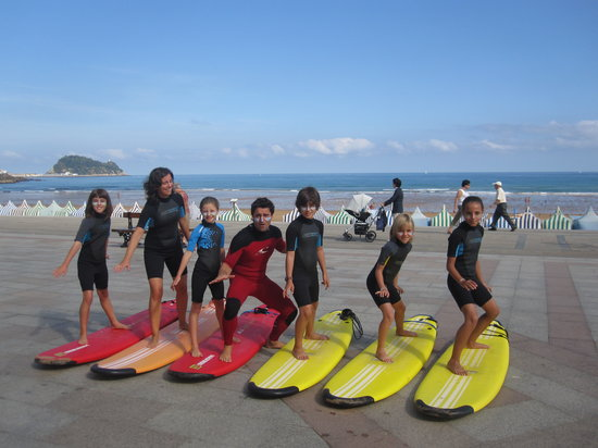 Moor surf eskola: YEAH!!!