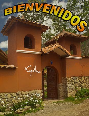 La Capilla Lodge: main entrance
