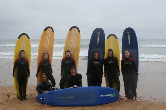 Moor surf eskola: ESTANCIAS DE GRUPOS
