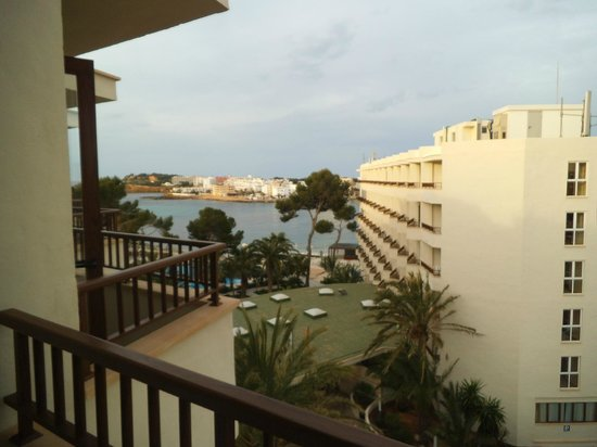 Intertur Hotel Miami Ibiza : Vista desde la habitacion