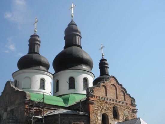 Nishyn Savior Transfiguration Church