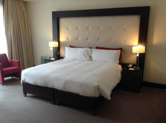 Carton House Hotel & Golf Club: The room