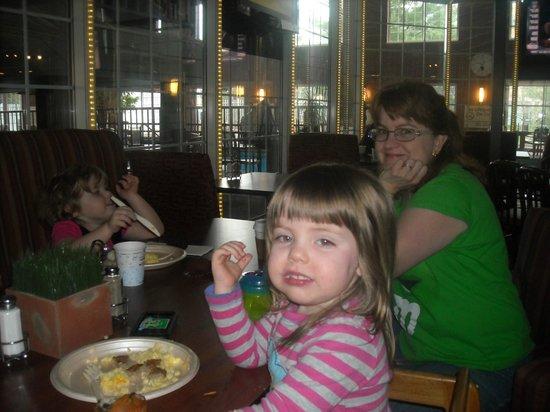 Hampton Inn Holland: breakfast