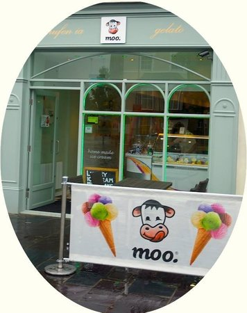 Moo Ice Cream Parlour