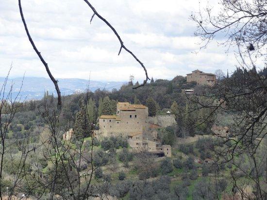 """""""Castello di Sezzate"""": general view"""