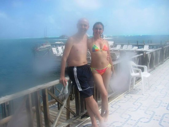 GHL Relax Hotel Sunrise: Zona de piscina