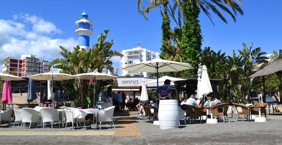 Sirena Beach Club