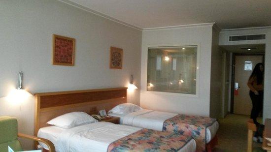 Akgun Istanbul Hotel: номер