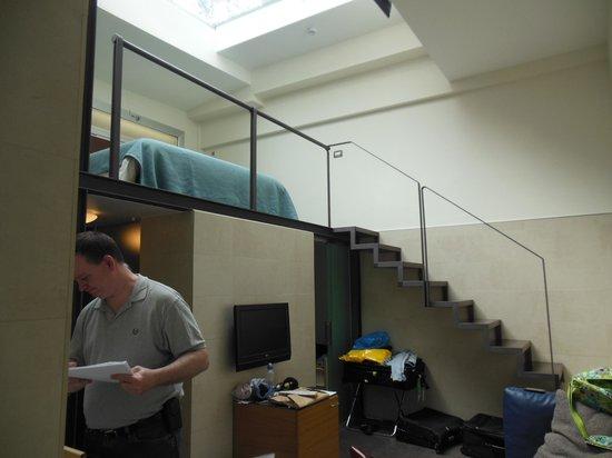 BEST WESTERN Hotel Spring House: Loft room