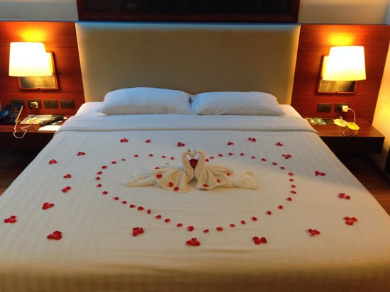 Novotel Phuket Vintage Park: A beautiful surprise to our last night