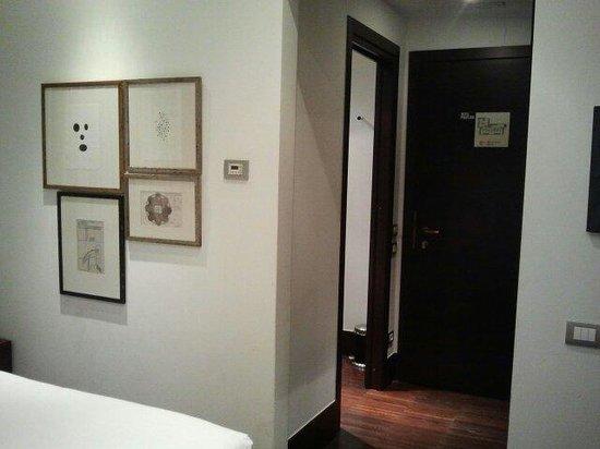 Hotel Pulitzer Roma : Interno 408