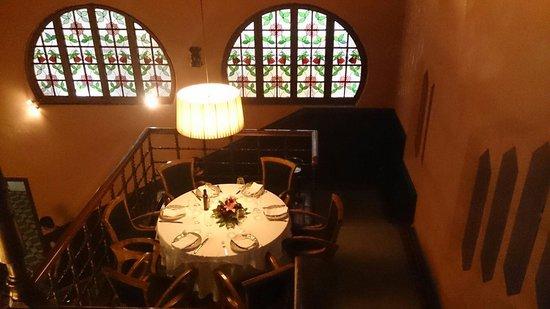 Asador de Aranda : Private table