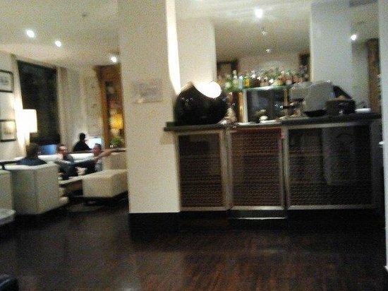 Hotel Pulitzer Roma : Bar/ristorante