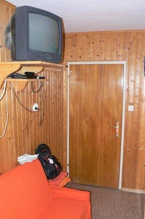 Haus Alpenrose: Inside the room