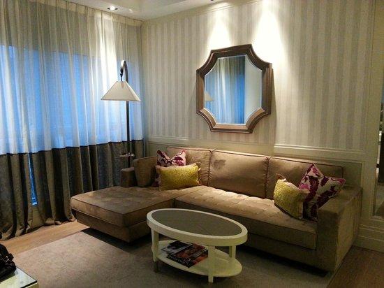 Lanson Place Hotel: Prestige suite
