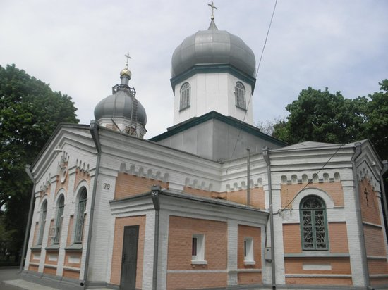 Uman Assumption Church