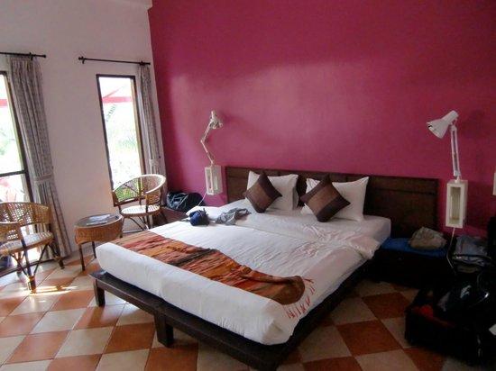 Duang Jai Resort: Top-View Room