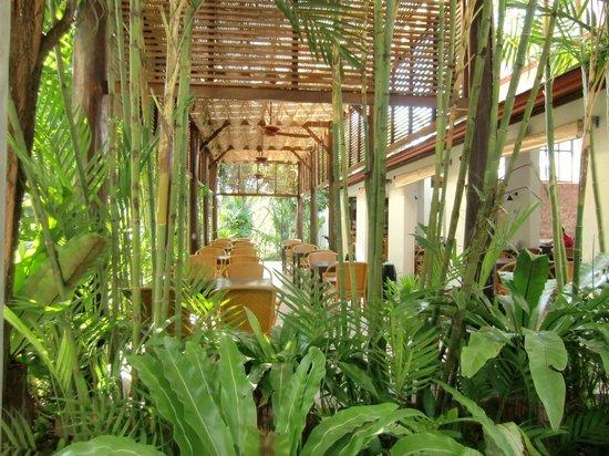 Duang Jai Resort: Restaurant