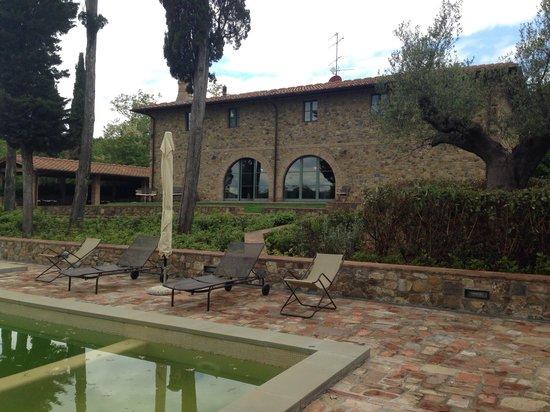 Villa i Laghi: Villa Popillo