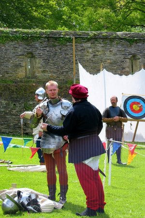 Buckland Abbey: Medieval Day MMay Bank Holiday