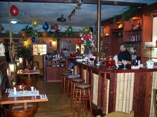 Odysseus: die Bar