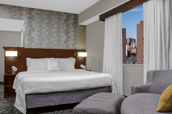Courtyard New York Manhattan/Upper East Side: Guestroom King Corner