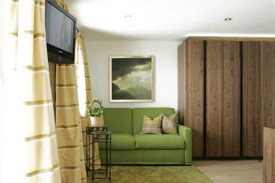 Hotel Goldener Berg: Suite