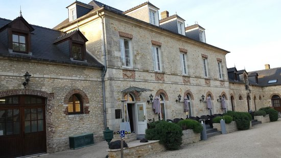 Domaine de Barive : Hotel