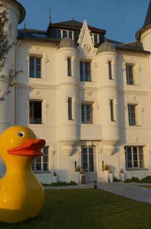 Hôtel Château des Tourelles : coin coin