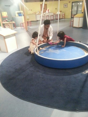 Sharjah Science Museum: Instructor ahmed ;)