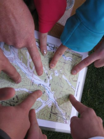 The Nature Place: We offer orienteering challenges for team and group development.