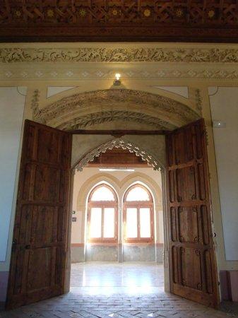 Castillo de Belmonte: sala