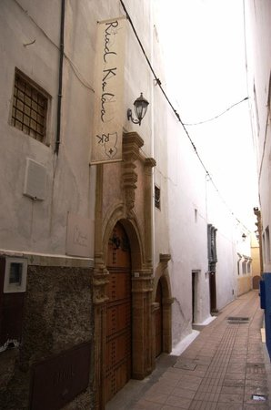 Riad Kalaa: Entrance