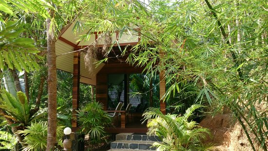 Khao Sok Las Orquideas Resort: Bungalow