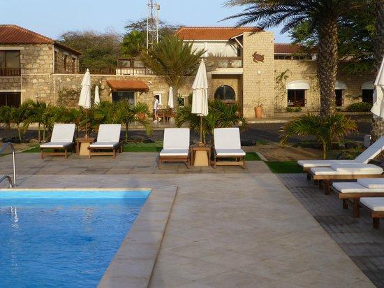 Hotel Morabeza: rustig zwembad