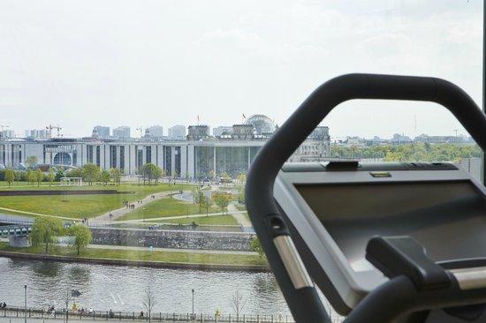 Steigenberger Hotel Am Kanzleramt: Fitness