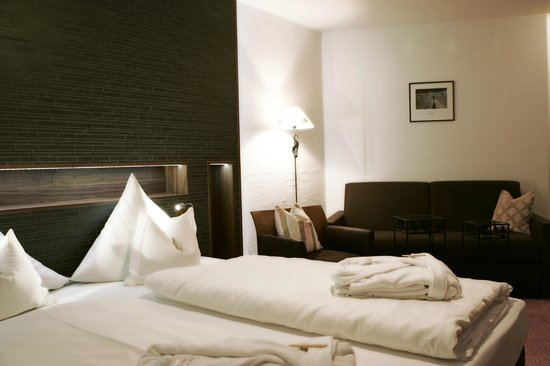 Hotel Goldener Berg: Studio