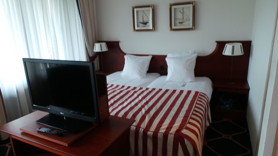 WestCord Hotel Noordsee: bed