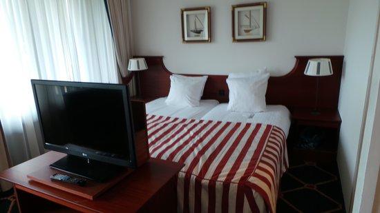 WestCord Hotel Noordsee : bed