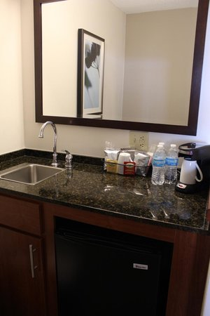 Hyatt Place Minneapolis/Eden Prairie: Immaculate room!